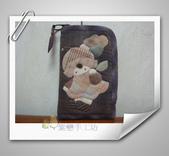 客訂-小物/包包:客訂花樣廚娃拉鍊手機袋.jpg