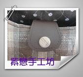 拼布-大包小包:站牌女孩玫瑰花三層斜背包5.jpg
