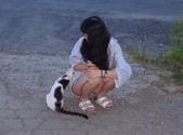 夏天翡翠灣渡假寫真集:DSC08829野貓撒嬌.jpg