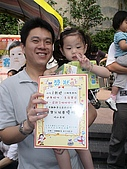 歆妤Baby-2~3歲:妳看~我老爸比我還爽的咧!!