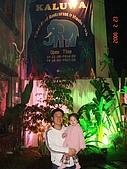 歆妤Baby-2~3歲:我們是在新市的KALUWA泰式餐廳吃的.東西還不錯吃喔!