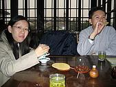 中國-上海&蘇州:蘇州-同里-南園小館-喝茶配餅