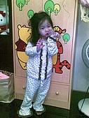 歆妤Baby-2~3歲:今天正式開始斷母奶了-沒奶吃只好抓小豬來咬囉