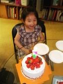 歆妤Baby-4~5歲:唱歌了~祝我生日快樂~
