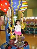 歆妤Baby-2~3歲:哇~我要做熱氣球飛上天空了.