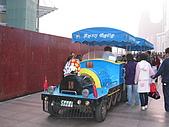中國-上海&蘇州:上海-南京步行街遊街車