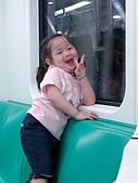 歆妤Baby-2~3歲:今天來去高雄坐捷運囉