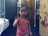 歆妤Baby-2~3歲:爸比說-這是我難得清純的一張照片