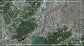 2011年大漢溪右岸鐵馬道:20111012上下班軌跡圖.jpg