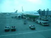 20100210日本北海道旅遊:20100210日本北海道旅遊 012-待會兒要搭的飛機.JPG