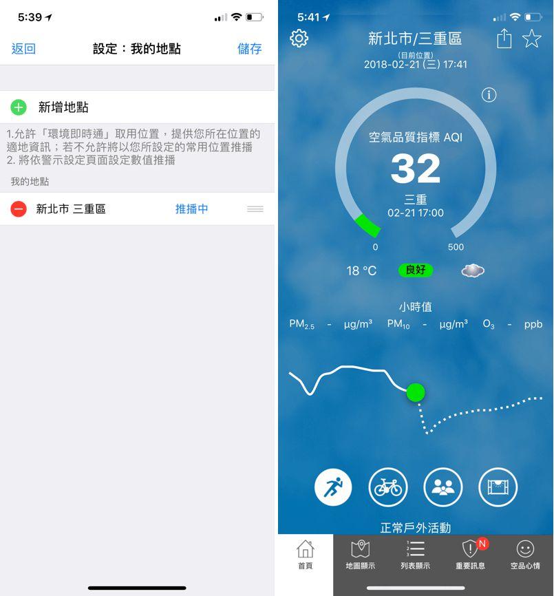 【Android】環境即時通APP抵抗PM2.5,提醒你該戴口罩