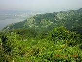 120424桐花開了 鳶山群峰-油桐花開了:120424 10五十分山 望福安宮稜線上.jpg