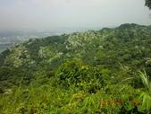 120424桐花開了 鳶山群峰-油桐花開了:120424 17五十分山 望福安宮稜線上.jpg
