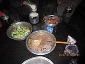 101010~12大霸尖山(第一天):101010 064很下飯的二菜一湯.jpg