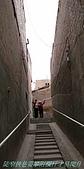 南北疆之47喀什古城中的古城:05陡窄狹巷.JPG