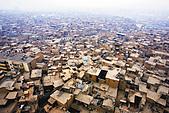 南北疆之47喀什古城中的古城:01喀什古城鳥瞰圖~新華社.jpg