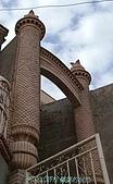 南北疆之47喀什古城中的古城:04邦克式塔柱.jpg