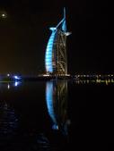 關於杜拜再起系列:帆船飯店與倒影