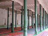 南北疆之45屋簷下的喀什(下):03艾提尕爾清真寺教經堂.JPG