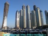 杜拜再起之舞向藍天的無限塔旋轉超高大樓:12杜拜Marina遊艇碼頭區的infinity_tower無限塔超高旋轉大樓.JPG
