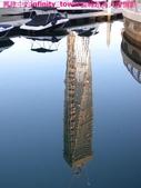 杜拜再起之舞向藍天的無限塔旋轉超高大樓:10infinity_tower無限塔超高旋轉大樓倒影.JPG
