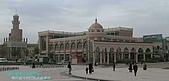 南北疆之45屋簷下的喀什(下):07最大巴扎廣場.JPG