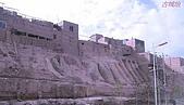 南北疆之47喀什古城中的古城:55古城垣.JPG