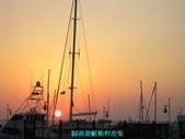 杜拜再起之過客見證:34歸港遊艇桅桿密集.JPG