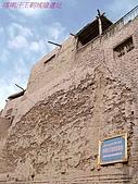 南北疆之47喀什古城中的古城:53喀喇汗王朝城牆遺址.JPG
