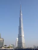 杜拜再起之杜拜名言-世人只記得第一:03世界最高的阿里發塔.JPG