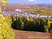 南北疆旅遊之10小河灣灣禾木村:27遠望禾木村來時路.jpg