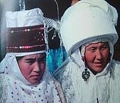南北疆之49喀什女人:39-3喀什柯爾克孜族婦女盛裝.JPG