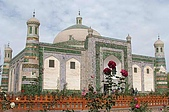 南北疆之44屋簷下的喀什(上):15香妃寺.JPG