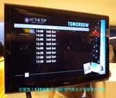 杜拜再起之杜拜名言-世人只記得第一:04登上124層觀景現場門票要排隊3小時.JPG