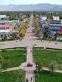 南北疆旅遊之20特克斯縣八卦城:14八條主道之一的二環道路.jpg