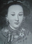 南北疆之48香妃傳奇:10香妃像.JPG