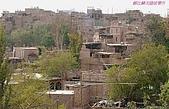 南北疆之47喀什古城中的古城:36櫛比鱗次隨坡攀升.JPG