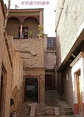 南北疆之47喀什古城中的古城:41步步高升的巷弄.JPG