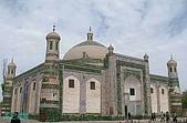 南北疆之45屋簷下的喀什(下):51香妃墓園1.JPG
