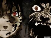★~『卡通人物』~★:寫輪眼與九尾妖狐