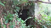 平安宮 獅球嶺砲台 獅球嶺東砲台 北稜碉堡群 龍安街古蹟巷踏訪:半圓形碉堡