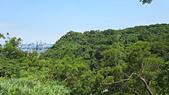 基隆神社 中正公園 海門天險(二沙灣砲台):回望海門天險