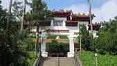 基隆神社 中正公園 海門天險(二沙灣砲台):忠烈祠牌樓