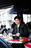 張錫聰的名片&好神拖&靜輻寶0982823968:巴黎香榭大道的張錫聰