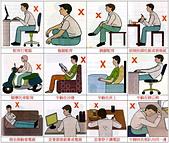 你坐對了嗎!坐姿王~幫助你遠離壞姿勢~讓脊椎跟您說~謝謝!:從覺察到改變~徹底根除壞姿勢-12種不良姿勢習慣您有幾種!.jpg