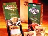 台東山豬園有機農場 果子狸咖啡~台灣版麝香貓咖啡:1果子狸咖啡禮盒(濾掛式)