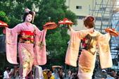 2013 國際觀光文化活動 台日鼓舞節:6台日鼓舞節~日本山形相馬樓舞娘演舞