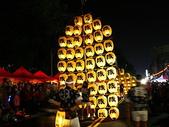 2013 國際觀光文化活動 台日鼓舞節:3台日鼓舞節~日本國寶秋田竿燈祭